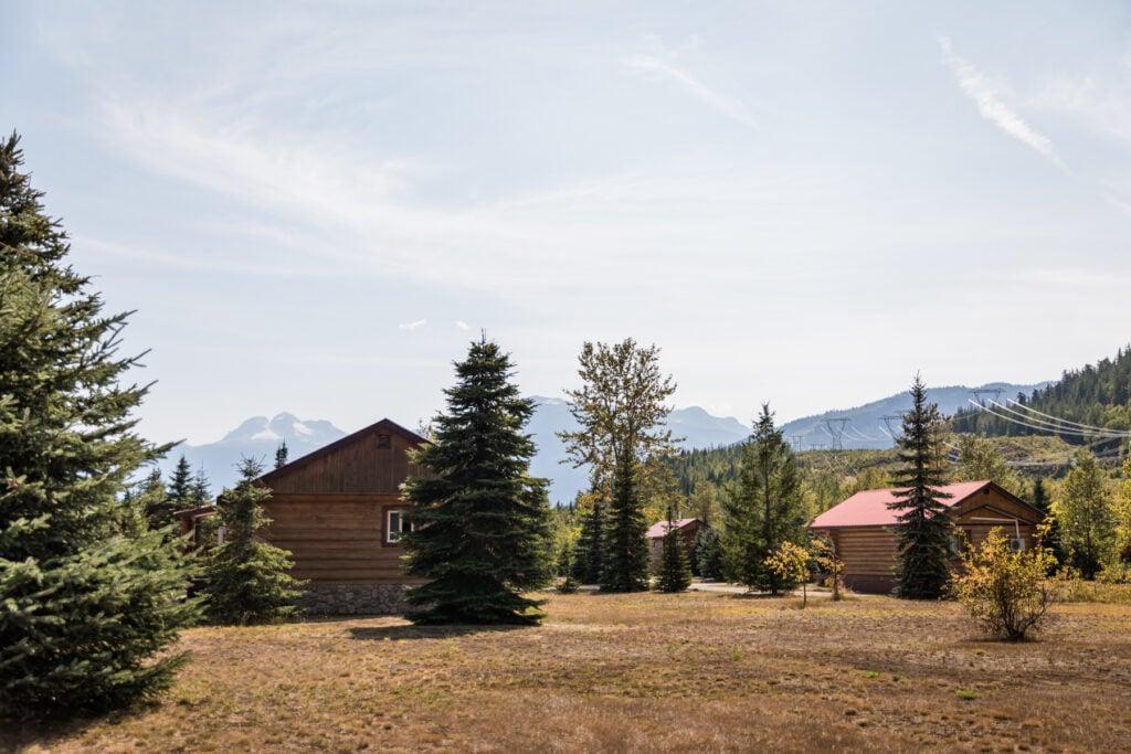 glacier-house-resort-cabins
